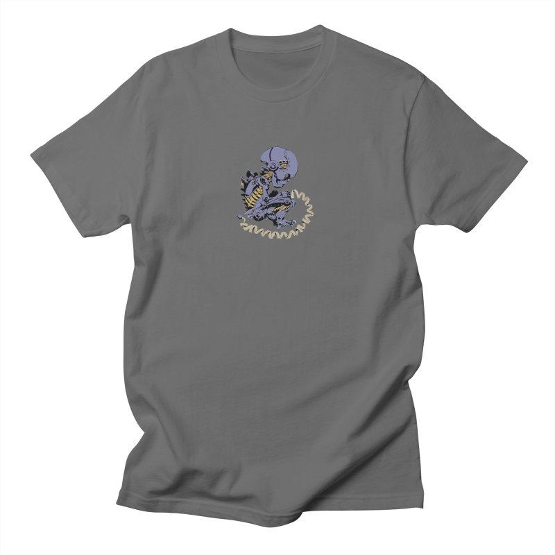 Robot Babe by Phil Hester Men's T-Shirt by Devil's Due Comics