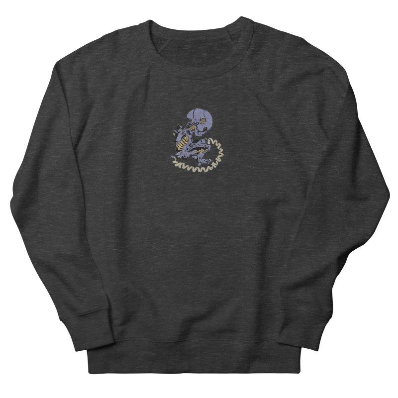 Robot Babe by Phil Hester Men's Sweatshirt by Devil's Due Comics