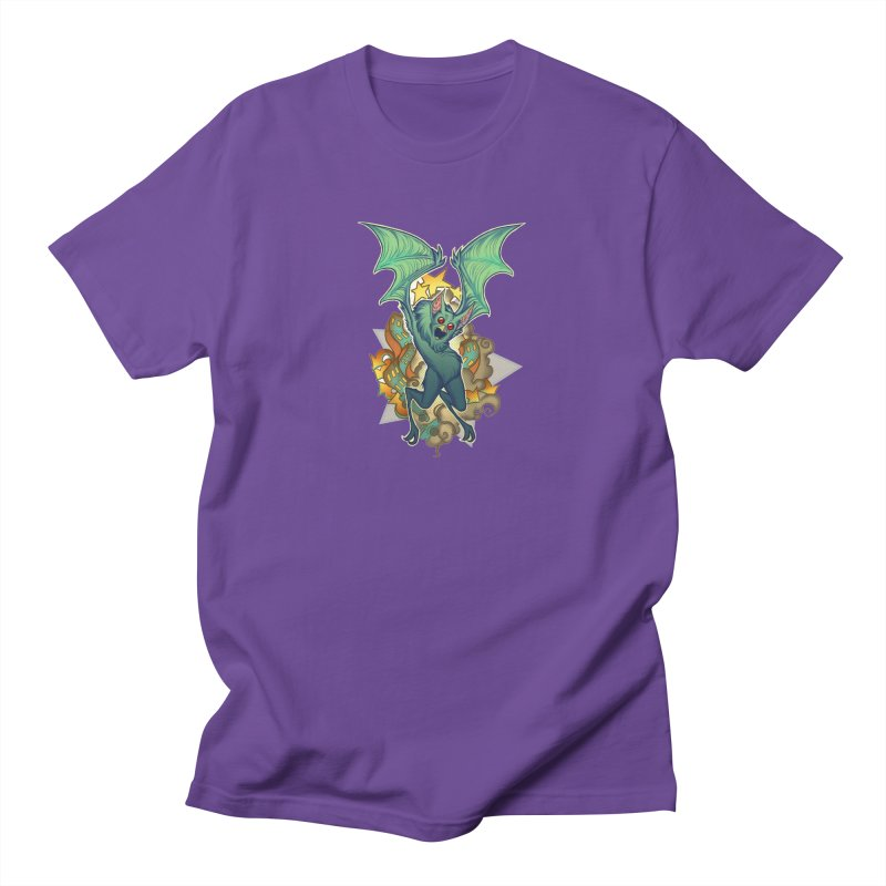 The Bat Man by Nei Ruffino Men's T-Shirt by Devil's Due Comics