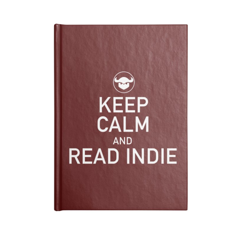 Stay Calm and Read Comics Accessories Notebook by Devil's Due Entertainment Depot