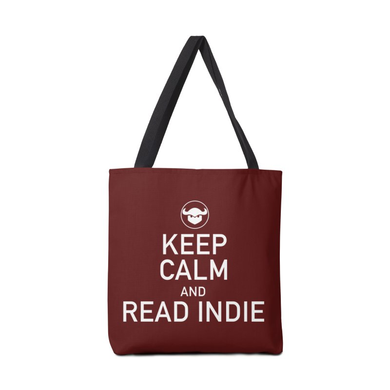 Stay Calm and Read Comics Accessories Bag by Devil's Due Entertainment Depot