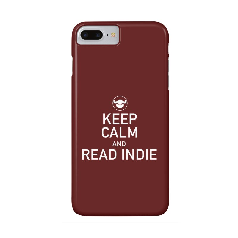 Stay Calm and Read Comics Accessories Phone Case by Devil's Due Entertainment Depot