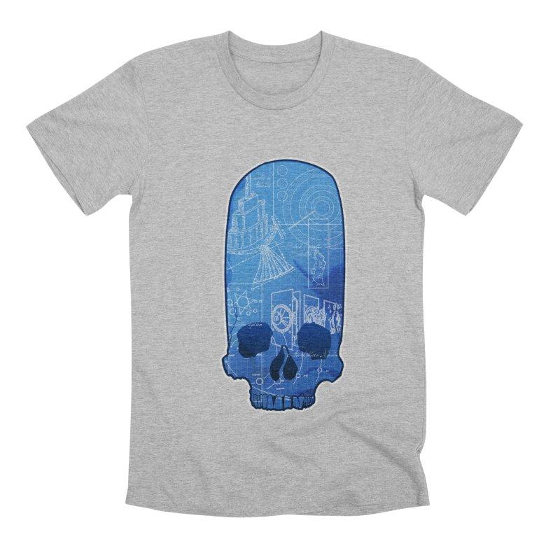 Archeopunk - Paracus Skulls Men's T-Shirt by Devil's Due Comics