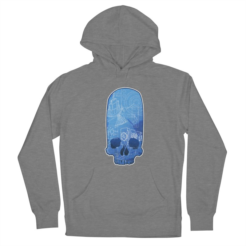 Archeopunk - Paracus Skulls Women's Pullover Hoody by Devil's Due Comics