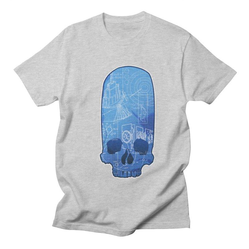 Archeopunk - Paracus Skulls Women's Regular Unisex T-Shirt by Devil's Due Comics