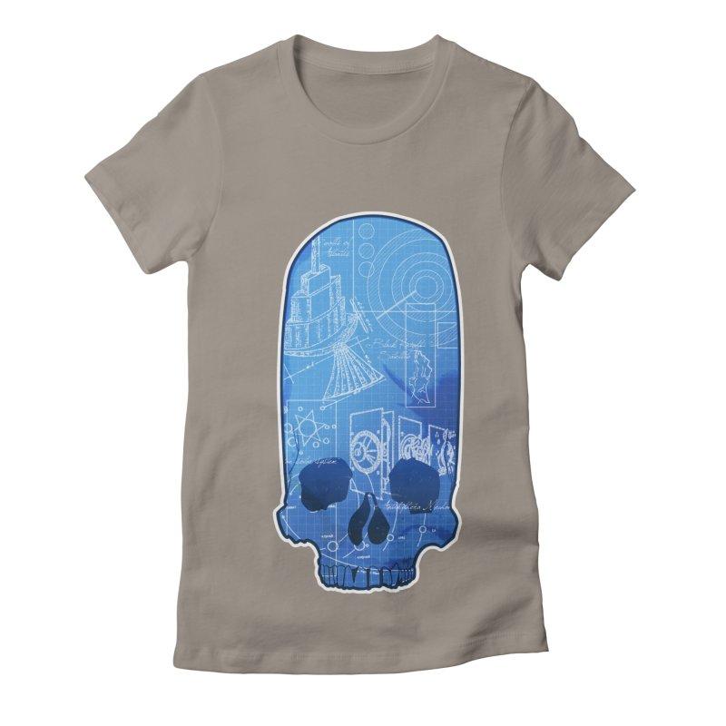 Archeopunk - Paracus Skulls Women's T-Shirt by Devil's Due Comics
