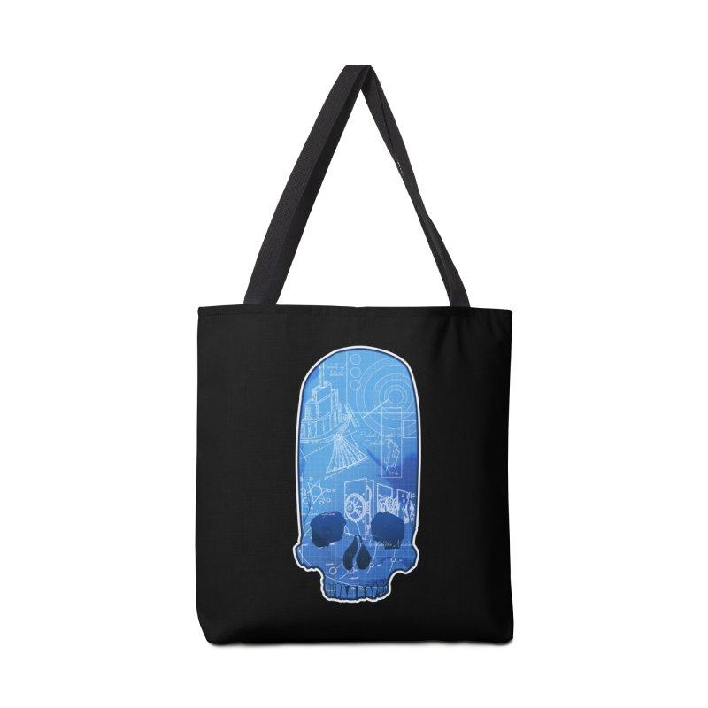 Archeopunk - Paracus Skulls Accessories Bag by Devil's Due Comics