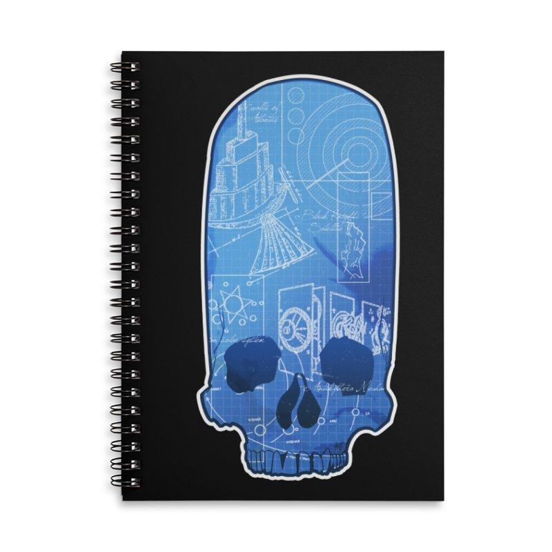 Archeopunk - Paracus Skulls Accessories Notebook by Devil's Due Comics