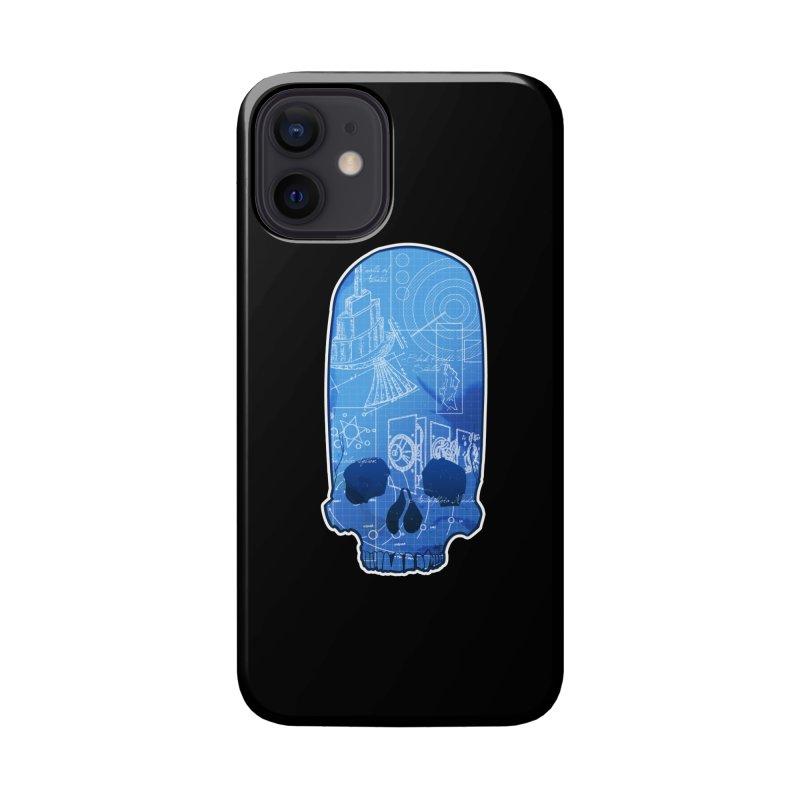 Archeopunk - Paracus Skulls Accessories Phone Case by Devil's Due Comics