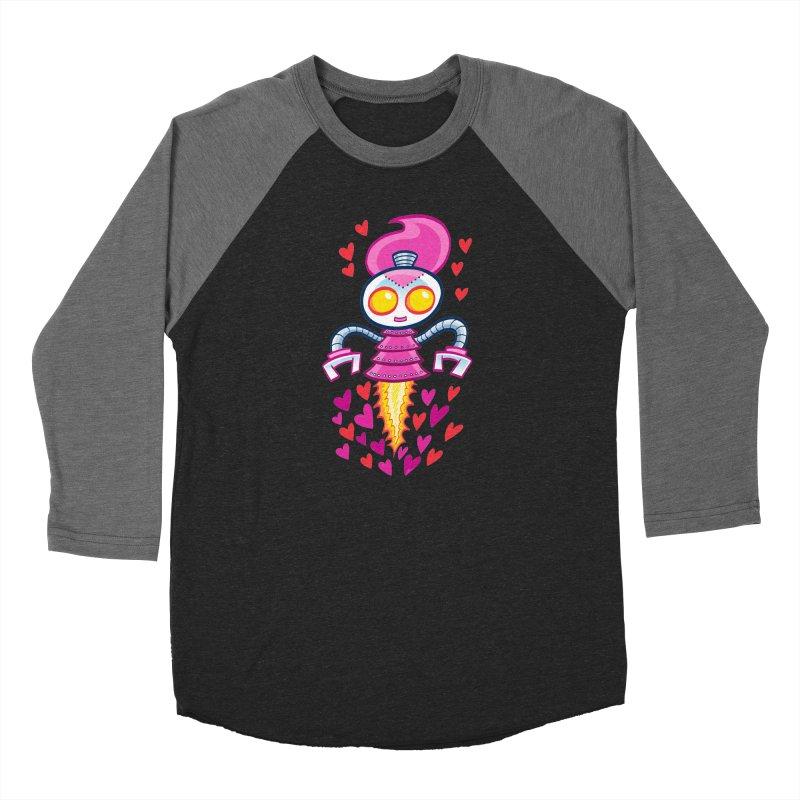 Robot Girlie by Art Baltazar Women's Longsleeve T-Shirt by Devil's Due Comics