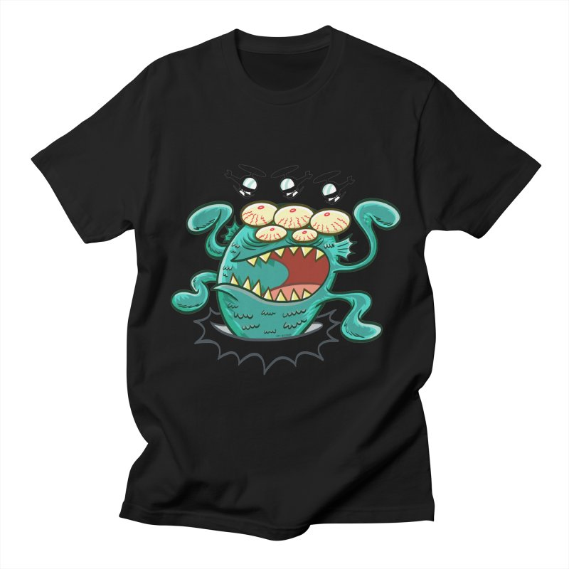 Hella-copters! by Art Baltazar Men's T-Shirt by Devil's Due Comics