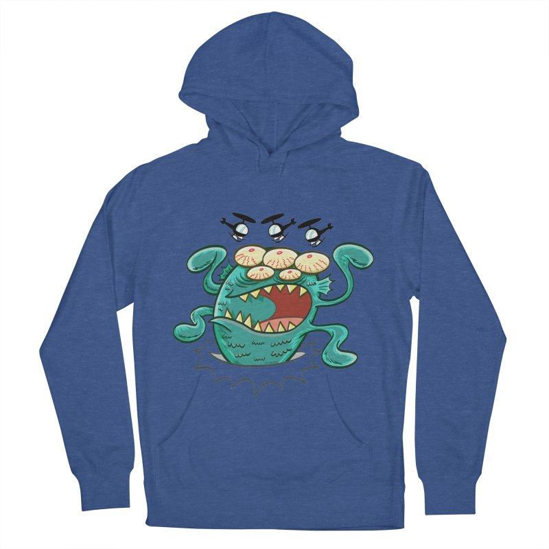 Hella-copters! by Art Baltazar Women's Pullover Hoody by Devil's Due Entertainment Depot