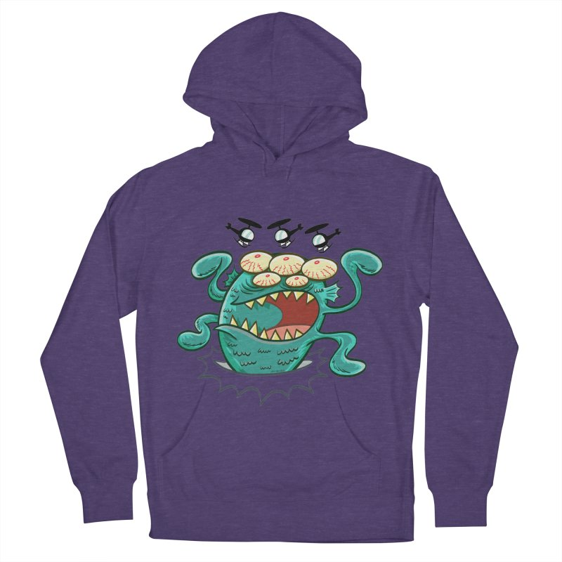 Hella-copters! by Art Baltazar Men's Pullover Hoody by Devil's Due Entertainment Depot