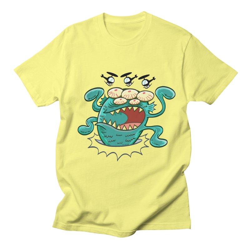 Hella-copters! by Art Baltazar Men's T-shirt by Devil's Due Entertainment Depot