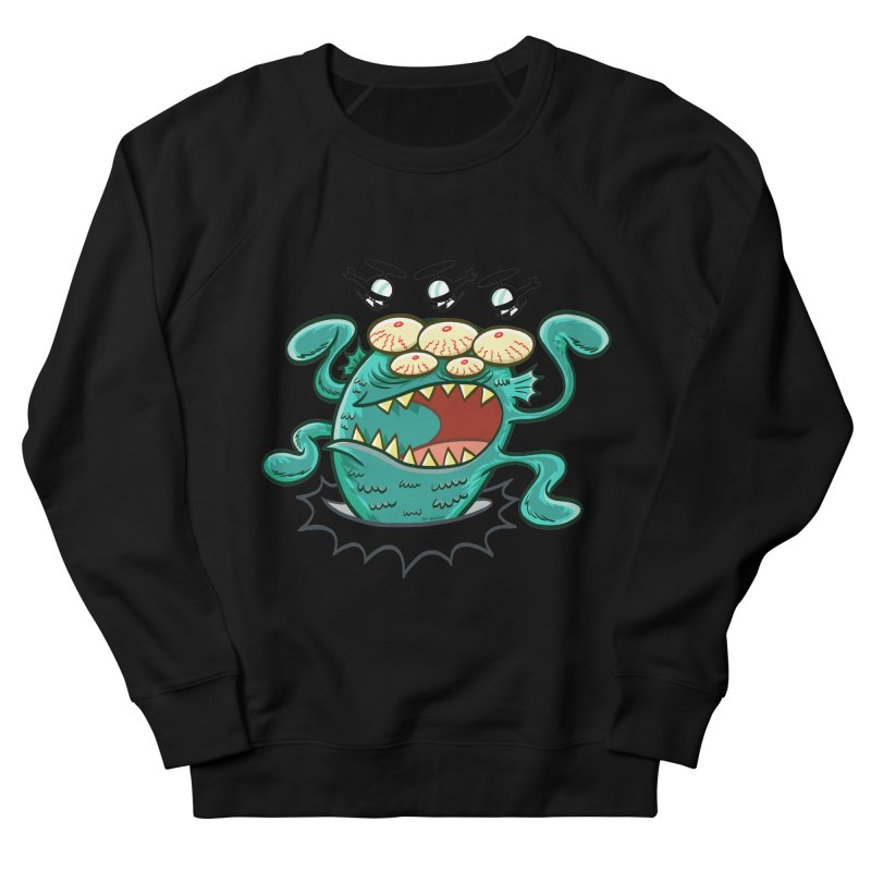 Hella-copters! by Art Baltazar Women's Sweatshirt by Devil's Due Entertainment Depot