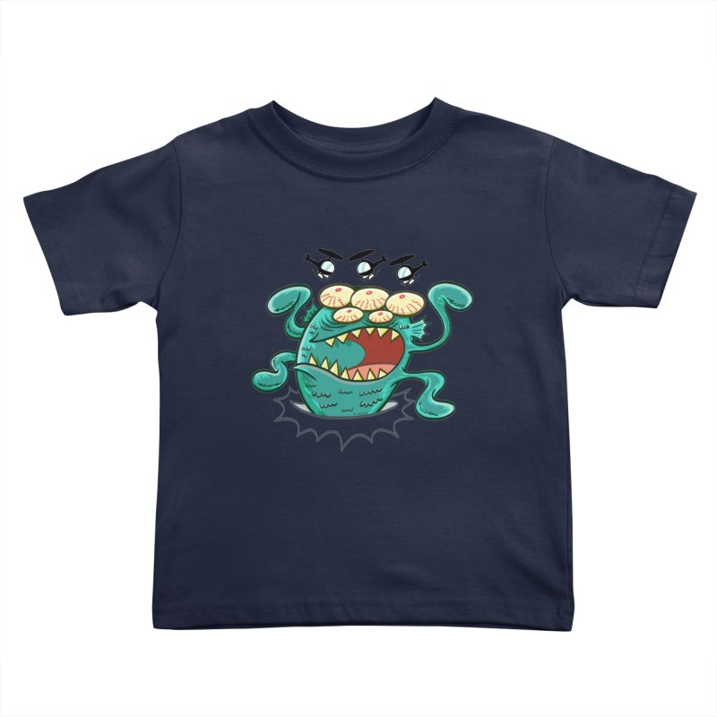 Hella-copters! by Art Baltazar Kids Toddler T-Shirt by Devil's Due Entertainment Depot