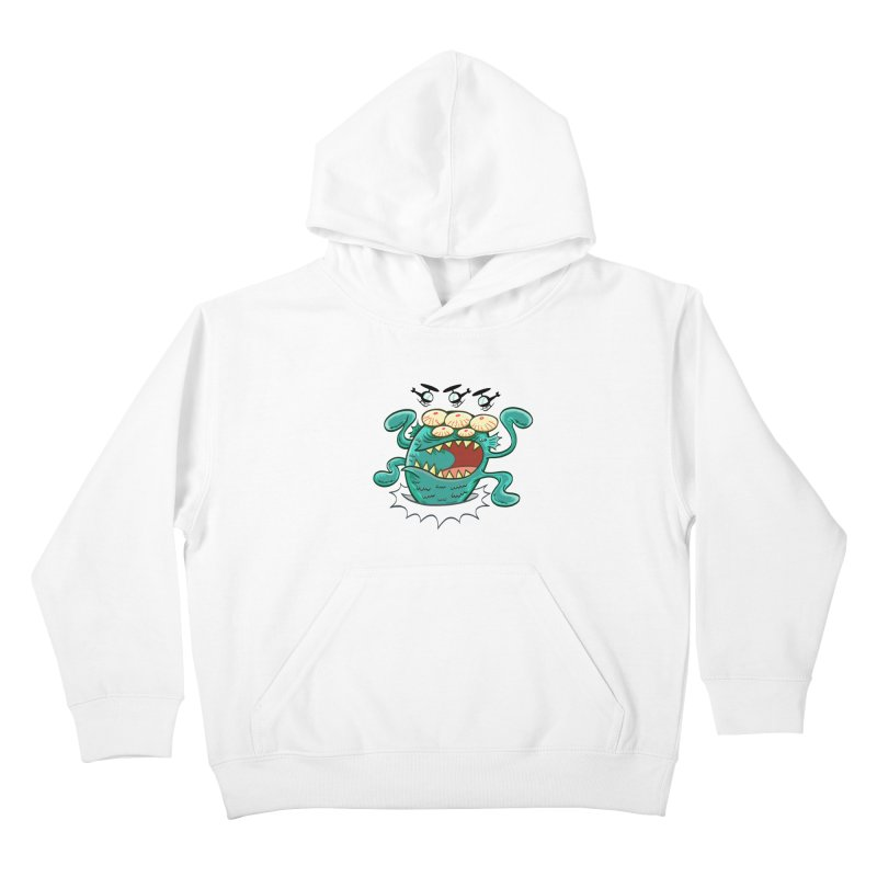Hella-copters! by Art Baltazar Kids Pullover Hoody by Devil's Due Entertainment Depot