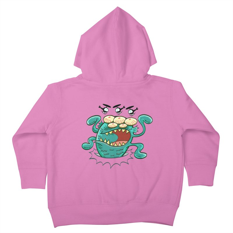 Hella-copters! by Art Baltazar Kids Toddler Zip-Up Hoody by Devil's Due Entertainment Depot