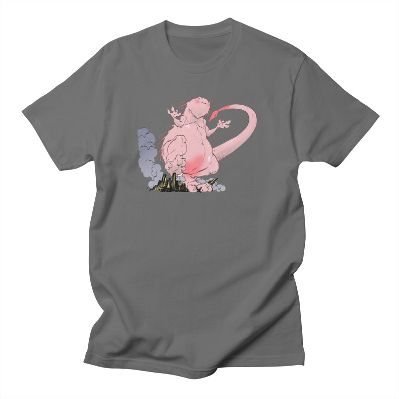 Kill 'em with Cuteness by Tim Seeley Men's T-Shirt by Devil's Due Comics