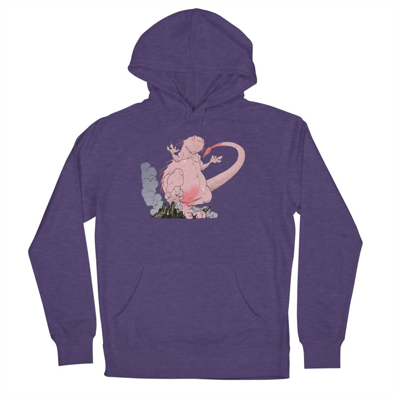Kill 'em with Cuteness by Tim Seeley Women's Pullover Hoody by Devil's Due Entertainment Depot