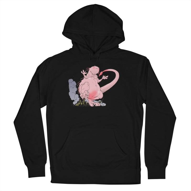 Kill 'em with Cuteness by Tim Seeley Men's Pullover Hoody by Devil's Due Entertainment Depot