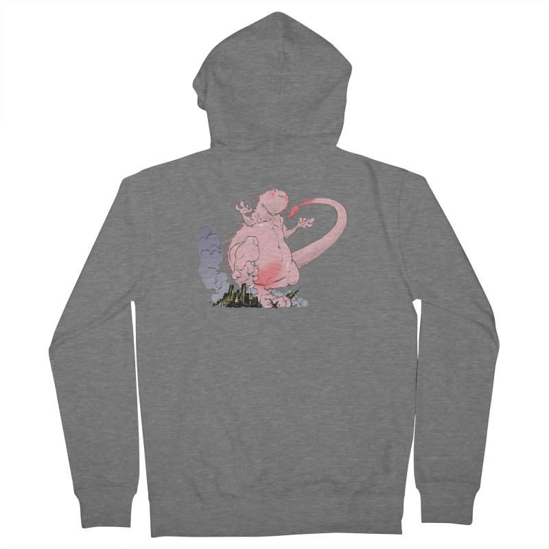 Kill 'em with Cuteness by Tim Seeley Women's Zip-Up Hoody by Devil's Due Comics