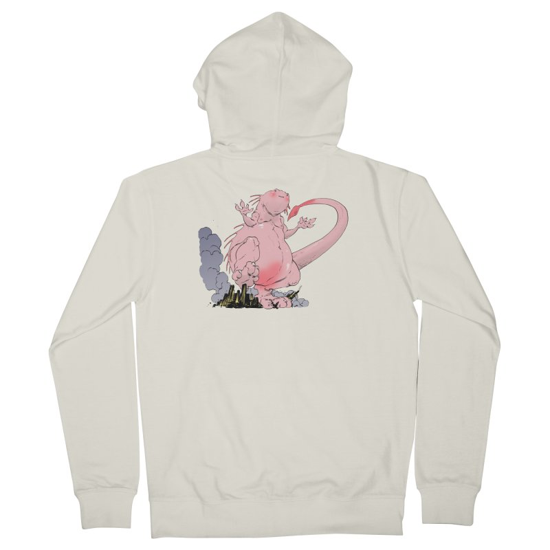 Kill 'em with Cuteness by Tim Seeley Women's Zip-Up Hoody by Devil's Due Entertainment Depot