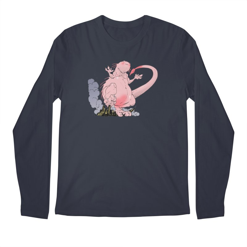 Kill 'em with Cuteness by Tim Seeley Men's Longsleeve T-Shirt by Devil's Due Entertainment Depot