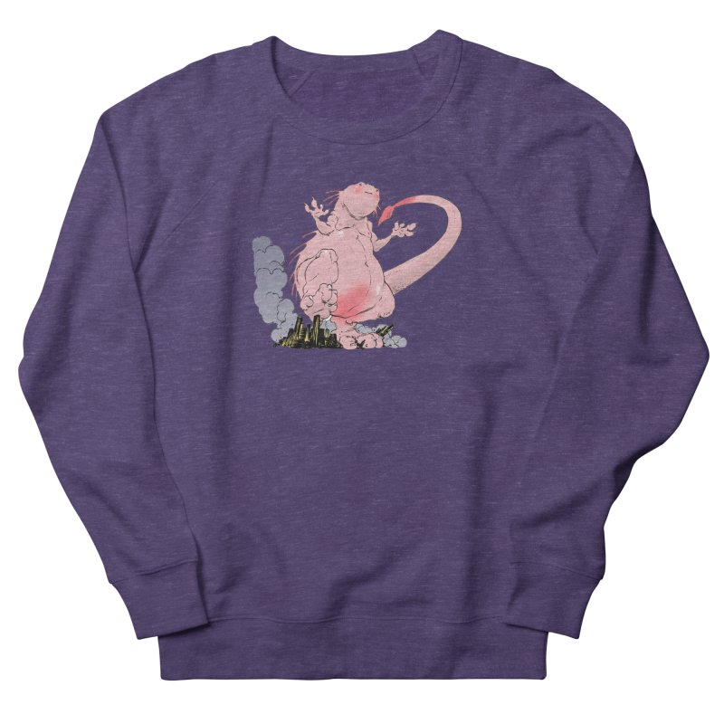 Kill 'em with Cuteness by Tim Seeley Women's French Terry Sweatshirt by Devil's Due Entertainment Depot