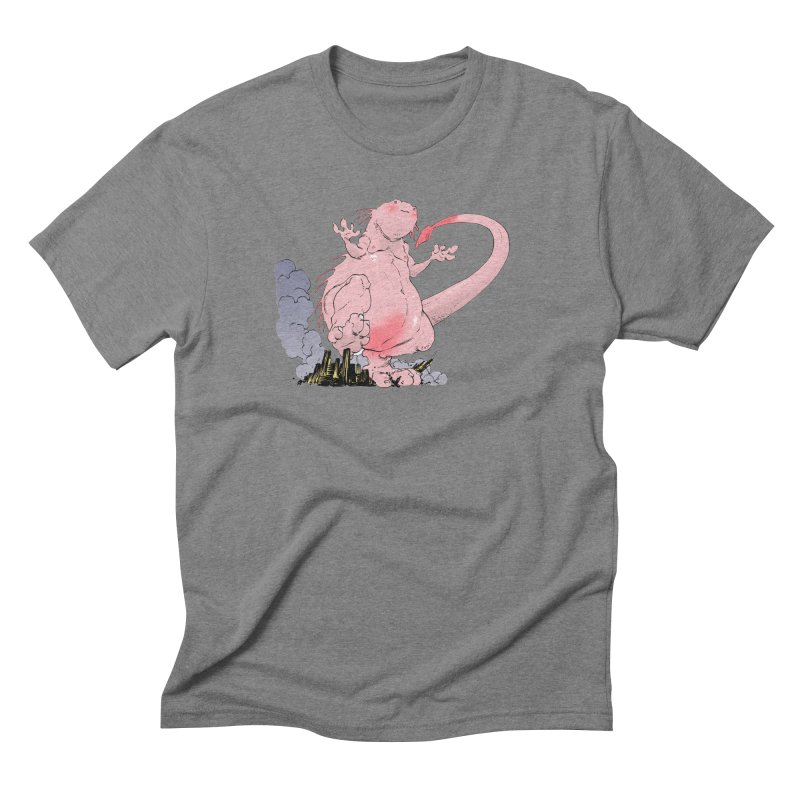 Kill 'em with Cuteness by Tim Seeley Men's Triblend T-Shirt by Devil's Due Entertainment Depot