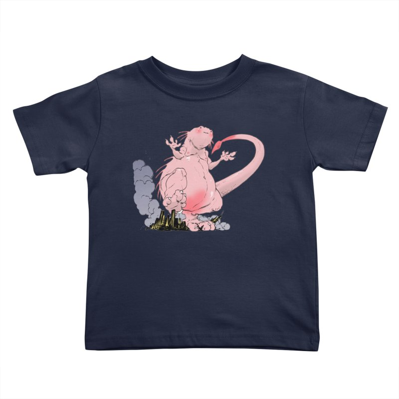 Kill 'em with Cuteness by Tim Seeley Kids Toddler T-Shirt by Devil's Due Entertainment Depot