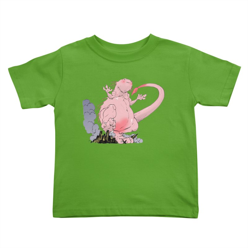 Kill 'em with Cuteness by Tim Seeley Kids Toddler T-Shirt by Devil's Due Comics