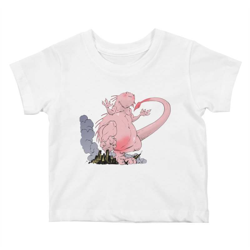 Kill 'em with Cuteness by Tim Seeley Kids Baby T-Shirt by Devil's Due Entertainment Depot