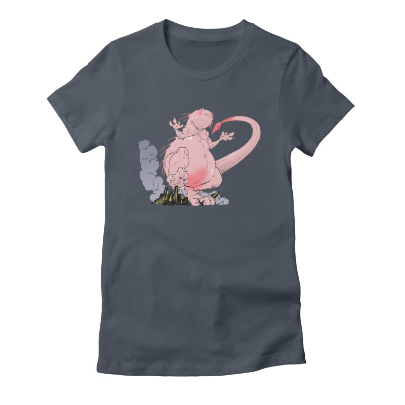 Kill 'em with Cuteness by Tim Seeley Women's T-Shirt by Devil's Due Comics