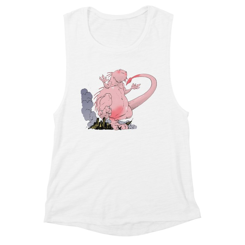 Kill 'em with Cuteness by Tim Seeley Women's Tank by Devil's Due Comics