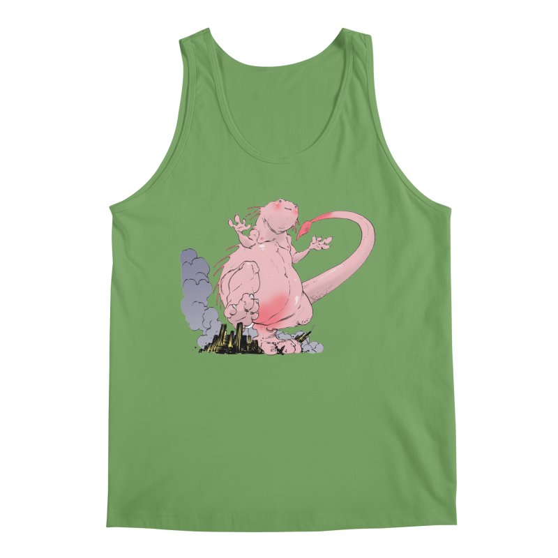 Kill 'em with Cuteness by Tim Seeley Men's Tank by Devil's Due Comics