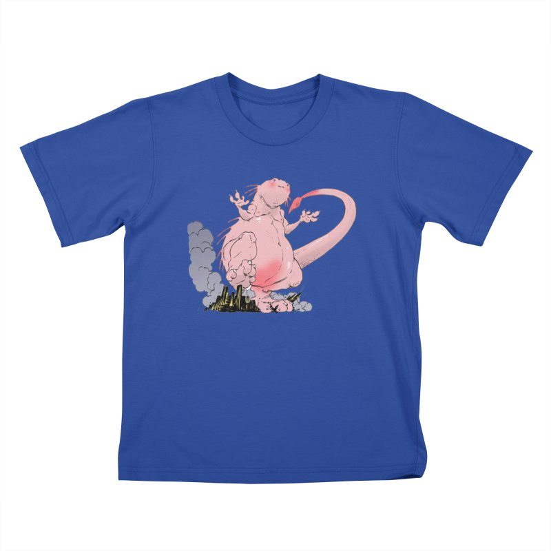 Kill 'em with Cuteness by Tim Seeley Kids T-shirt by Devil's Due Entertainment Depot