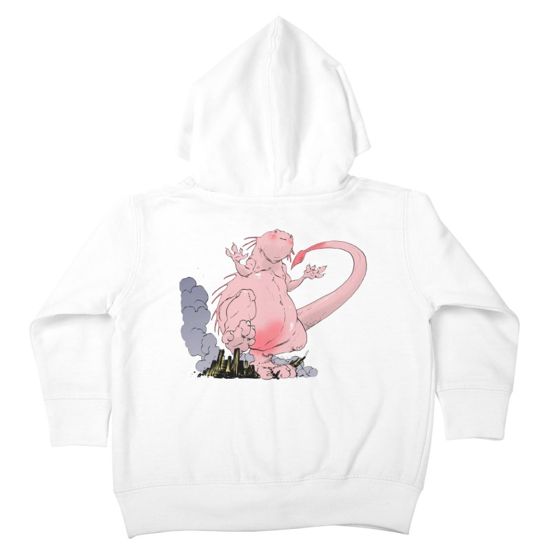 Kill 'em with Cuteness by Tim Seeley Kids Toddler Zip-Up Hoody by Devil's Due Entertainment Depot
