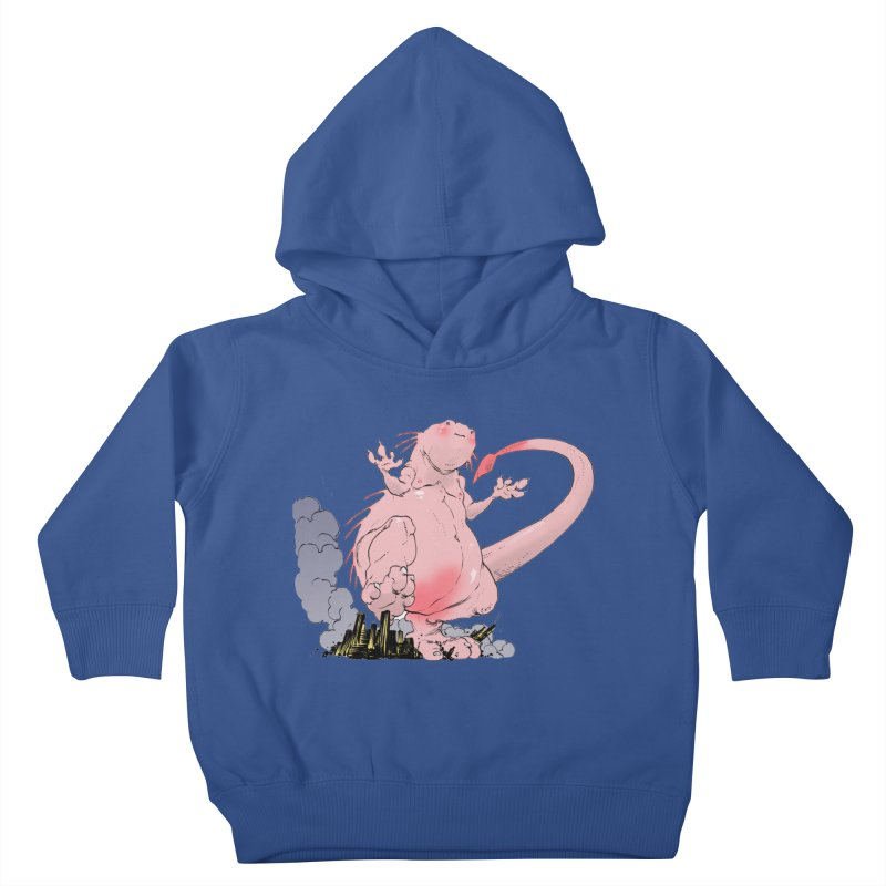 Kill 'em with Cuteness by Tim Seeley Kids Toddler Pullover Hoody by Devil's Due Comics