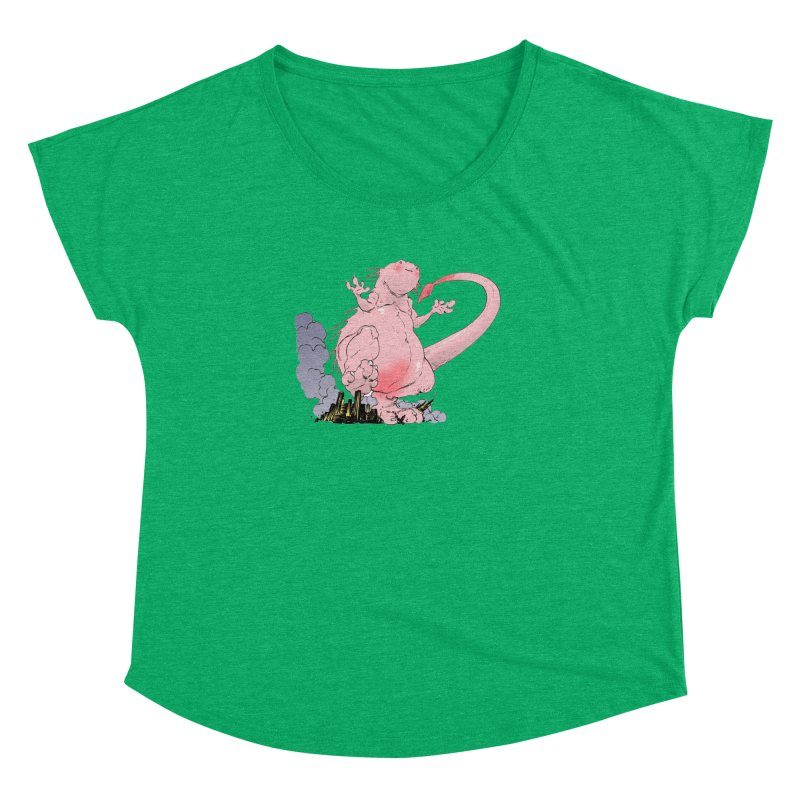 Kill 'em with Cuteness by Tim Seeley Women's Dolman by Devil's Due Entertainment Depot