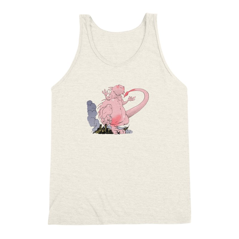 Kill 'em with Cuteness by Tim Seeley Men's Triblend Tank by Devil's Due Entertainment Depot