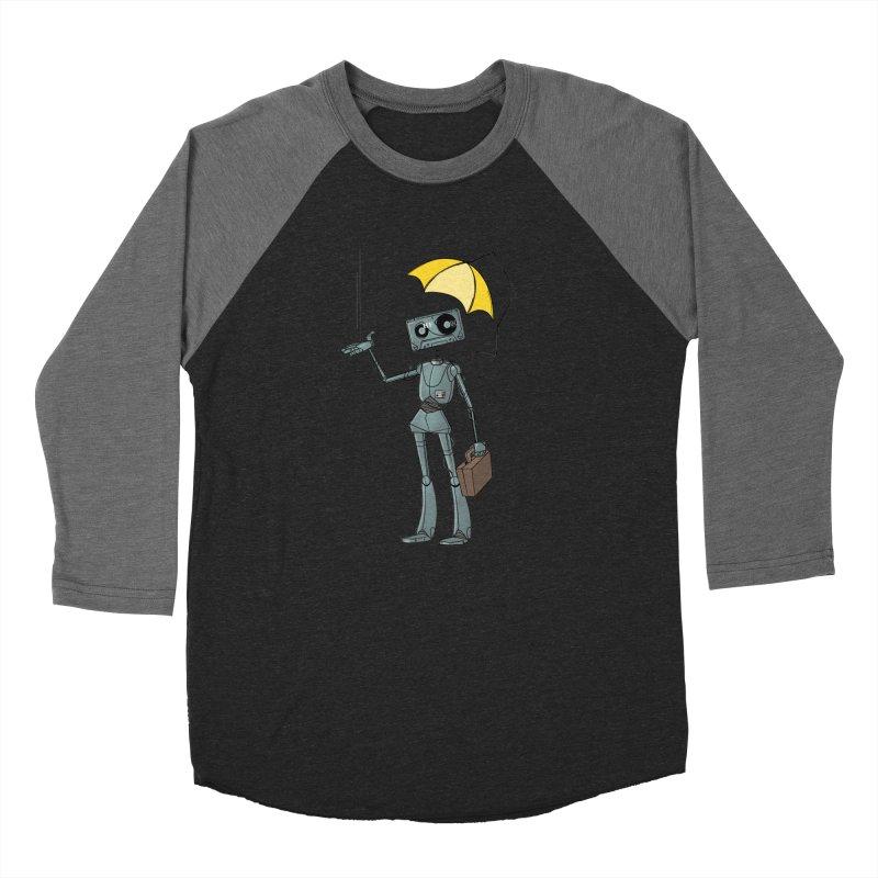 Mr. Mixtape by K Lynn Smith Men's Longsleeve T-Shirt by Devil's Due Comics