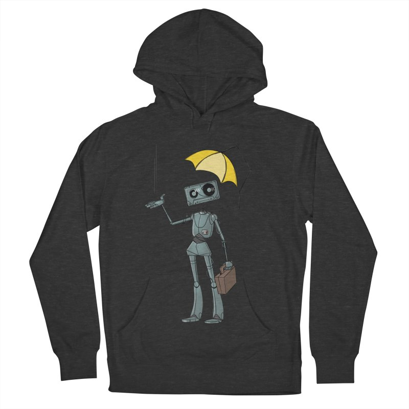Mr. Mixtape by K Lynn Smith Women's French Terry Pullover Hoody by Devil's Due Entertainment Depot