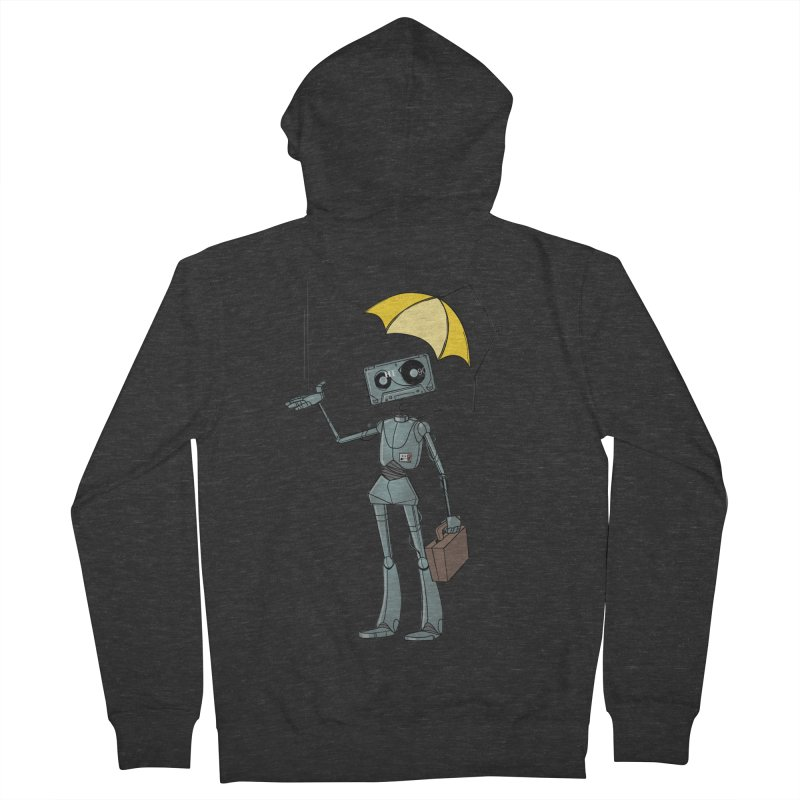 Mr. Mixtape by K Lynn Smith Women's Zip-Up Hoody by Devil's Due Entertainment Depot