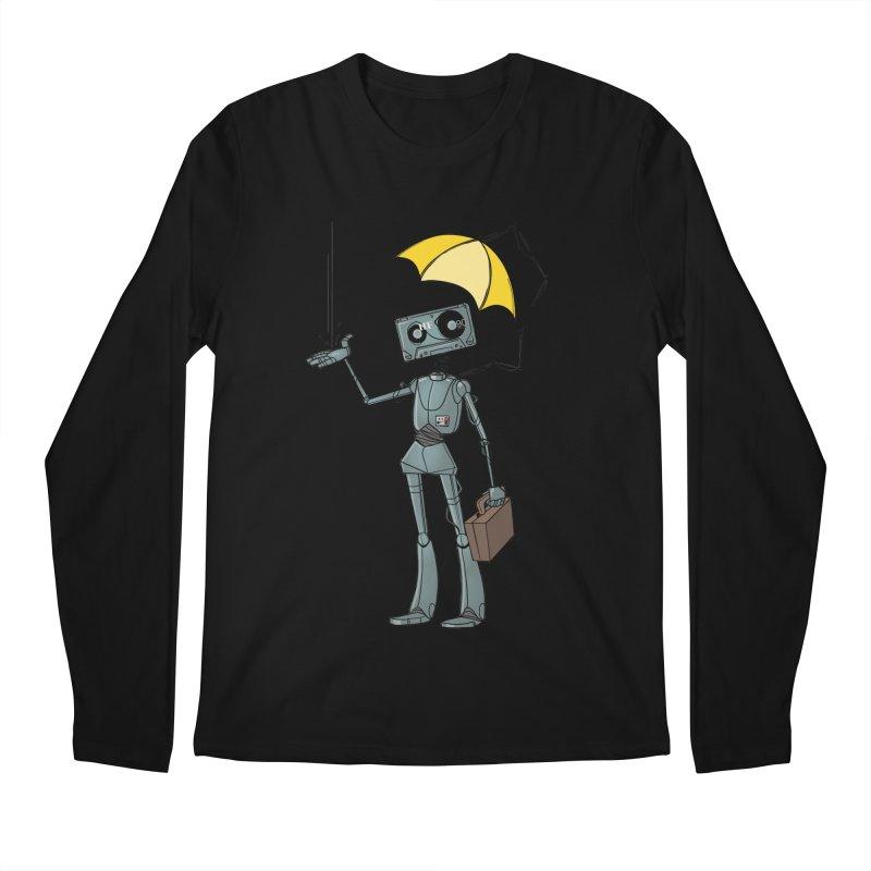 Mr. Mixtape by K Lynn Smith Men's Longsleeve T-Shirt by Devil's Due Entertainment Depot