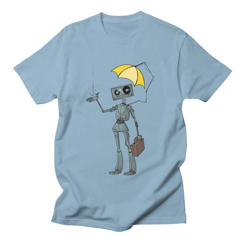 Mr. Mixtape by K Lynn Smith Men's Regular T-Shirt by Devil's Due Entertainment Depot