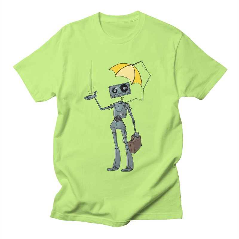 Mr. Mixtape by K Lynn Smith Men's T-Shirt by Devil's Due Entertainment Depot