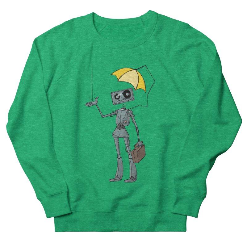 Mr. Mixtape by K Lynn Smith Women's Sweatshirt by Devil's Due Comics
