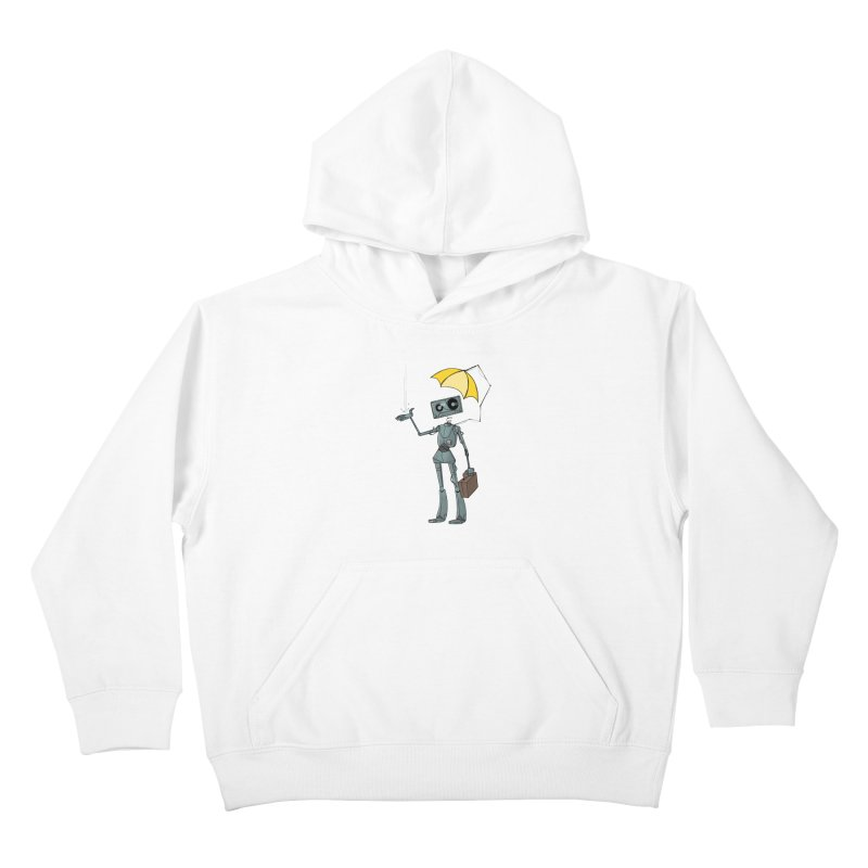 Mr. Mixtape by K Lynn Smith Kids Pullover Hoody by Devil's Due Entertainment Depot