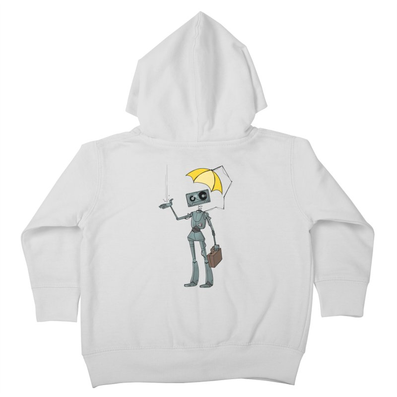 Mr. Mixtape by K Lynn Smith Kids Toddler Zip-Up Hoody by Devil's Due Entertainment Depot